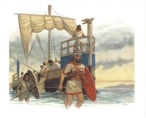 יורדי הים היוונים