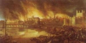 שרפיה הגדולה בלונדון